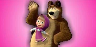 Masha e o Urso 07