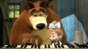 Masha e o Urso 13