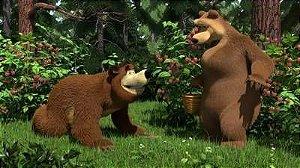 Masha e o Urso 14