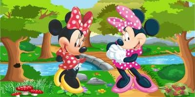 Minnie Mouse 34