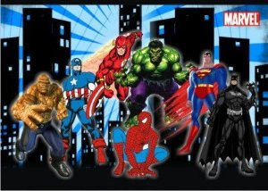 Super Heróis 01