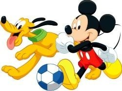 Mickey Mouse 22 - Display