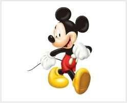 Mickey Mouse 50 - Display