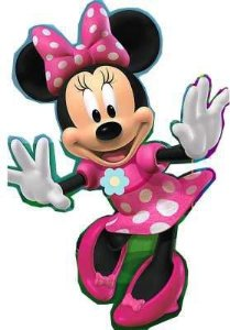 Minnie Mouse 01 - Display