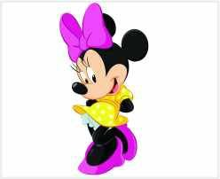 Minnie Mouse 25 - Display