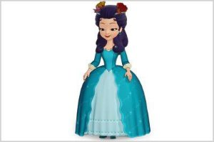 Princesa Sofia 12 - Display