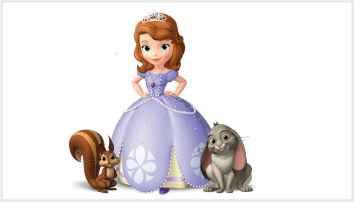 Princesa Sofia 14 - Display
