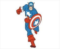 Super Heróis 04 - Display