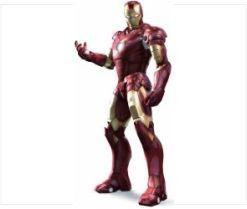 Super Heróis 10 - Display