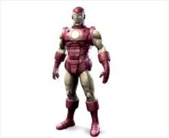 Super Heróis 11 - Display
