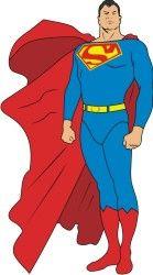 Super Heróis 16 - Display