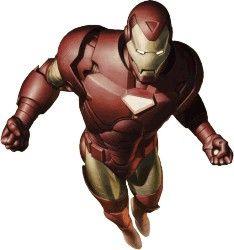 Super Heróis 17 - Display