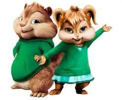 Alvin e os Esquilos 10 - Display