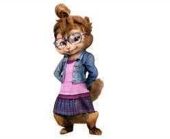 Alvin e os Esquilos 11 - Display