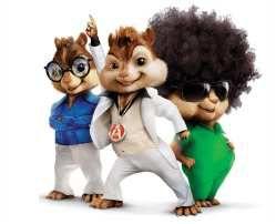 Alvin e os Esquilos 13 - Display