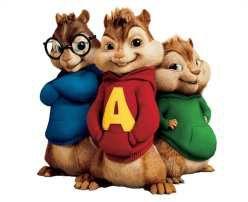 Alvin e os Esquilos 14 - Display