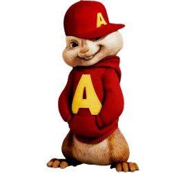 Alvin e os Esquilos 15 - Display