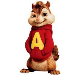 Alvin e os Esquilos 17 - Display