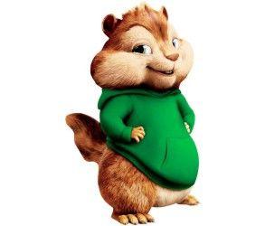 Alvin e os Esquilos 18 - Display
