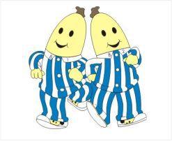 Banana de pijama 02 - Display