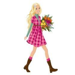 Barbie 16 - Display