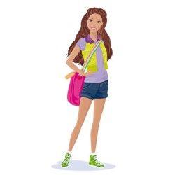 Barbie 18 - Display