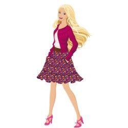 Barbie 22 - Display