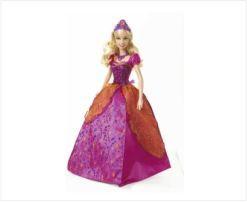 Barbie e o castelo de diamante 01 - Display