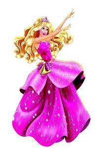 Barbie escola de princesas 01 - Display