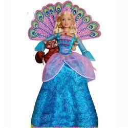 Barbie princesa da ilha 01 - Display