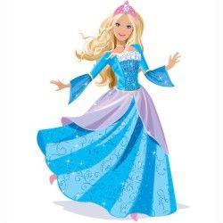 Barbie princesa da ilha 03 - Display
