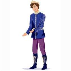 Barbie princesa da ilha 04 - Display