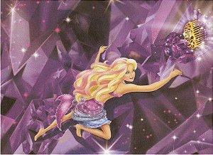 Barbie vida de sereia 01 - Display