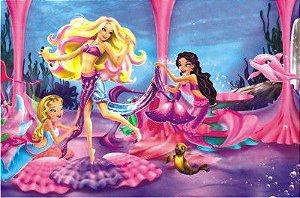 Barbie vida de sereia 03 - Display