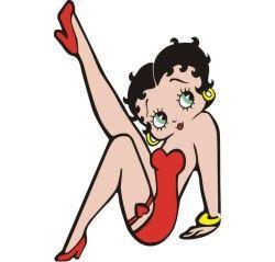 Betty Boop 02 - Display
