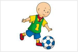 Caillou 04 - Display