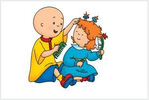 Caillou 05 - Display