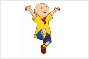 Caillou 06 - Display