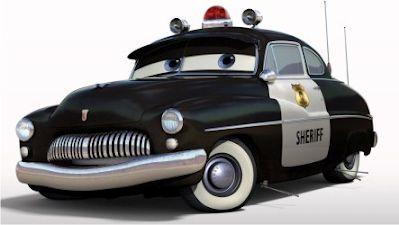 Carros Disney 09 - Display