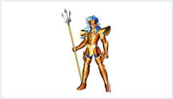 Cavaleiros do Zodíaco 08 - Display