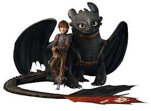 Como treinar seu dragão 01 - Display