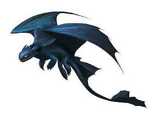 Como treinar seu dragão 02 - Display