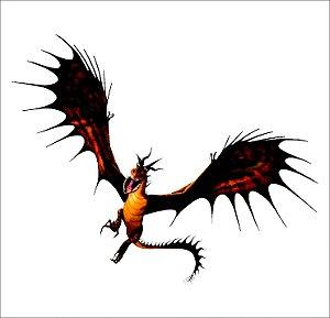 Como treinar seu dragão 09 - Display