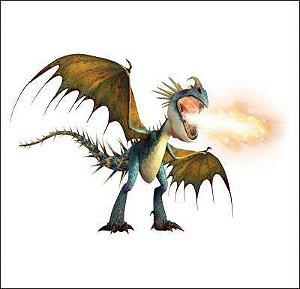 Como treinar seu dragão 10 - Display
