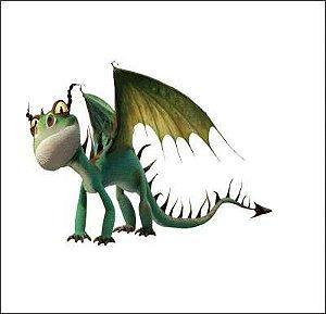 Como treinar seu dragão 12 - Display