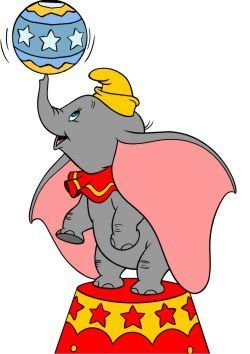 Dumbo 07 - Display