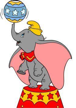 Dumbo 08 - Display