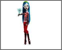 Monster High 04 - Display