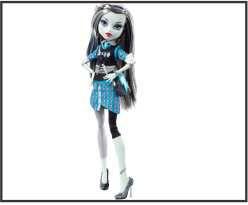 Monster High 16 - Display