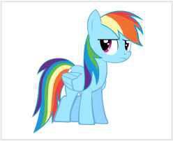 My Little Pony 01 - Display